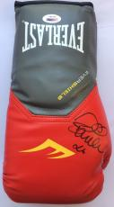 Pamela Anderson Baywatch BarbWire Signed Red Everlast Boxing Glove PSA/DNA COA