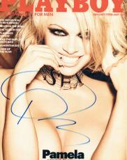 Pamela Anderson Pam Signed Autographed 8x10 Photo Baywatch Playboy Sexy COA VD