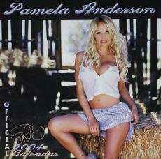 Pamela Anderson Sexy Signed 2004 Calendar Sexy Psa/dna W79954