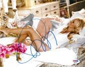 Pamela Anderson Signed Authentic Autographed 8x10 Photo PSA/DNA #AB96794