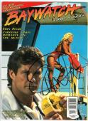 Pamela Anderson Signed Authentic  No.2 June 96 Baywatch Comic Book JSA #A39549