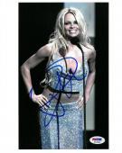 Pamela Anderson Signed Sexy Authentic Autographed 8x10 Photo PSA/DNA #K16846