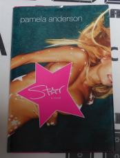 Pamela Anderson Signed STAR Novel Book PSA/DNA LOA First Edition Autograph +Eric
