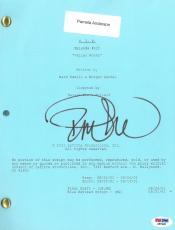 Pamela Anderson Signed VIP Authentic Autographed Script PSA/DNA #C67422