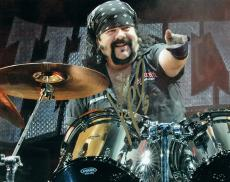 Pantara Vinnie Paul Autographed Signed Live Photo UACC RD RACC TS