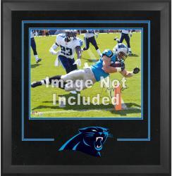 "Carolina Panthers Deluxe 16"" x 20"" Horizontal Photograph Frame with Team Logo"