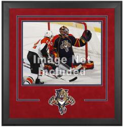 "Florida Panthers Deluxe 16"" x 20"" Horizontal Photograph Frame - Mounted Memories"