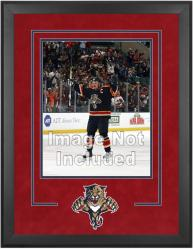 "Florida Panthers Deluxe 16"" x 20"" Vertical Photograph Frame - Mounted Memories"