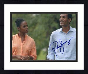 Parker Sawyers signed Southside with You 8x10 Photo w/COA Barack Obama