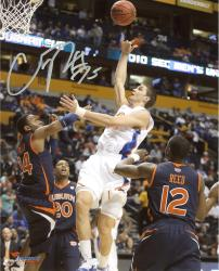 "Chandler Parsons Florida Gators Autographed 8"" x 10"" Floater Photograph"