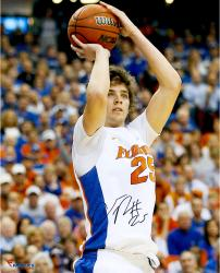 "Chandler Parsons Florida Gators Autographed 16"" x 20"" Shooting Photograph"