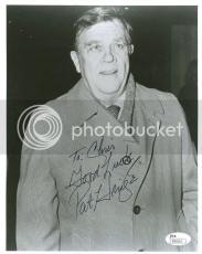 Pat Hingle Batman Commissioner Jsa Authenticated Signed 8x10 Photo Autograph