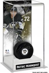 Patric Hornqvist Pittsburgh Penguins Deluxe Tall Hockey Puck Case