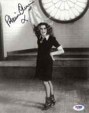 PATRICIA QUINN SIGNED AUTOGRAPHED 8x10 PHOTO MAGENTA ROCKY HORROR PSA/DNA