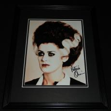 Patricia Quinn Signed Framed 8x10 Photo AW Rocky Horror Picture Show