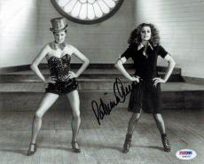 Patricia Quinn Signed Rocky Horror Autographed 8x10 Photo PSA/DNA #V90575
