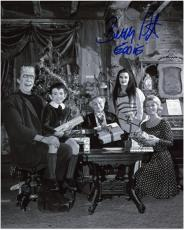 Butch Patrick The Munsters Autographed 8'' x 10'' Family Pose Photograph with Eddie Muster Inscription