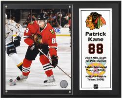 "Patrick Kane Chicago Blackhawks Sublimated 12"" x 15"" Plaque"