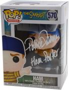 "Patrick Renna The Sandlot Autographed #570 Funko Pop! with ""Ham Porter"" Inscription"