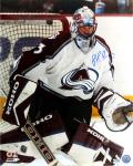 Patrick Roy Colorado Avalanche Autographed 16'' x 20'' Photo - Mounted Memories