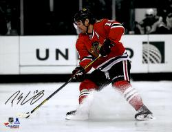 Patrick Sharp Chicago Blackhawks Autographed 11'' x 14'' Spotlight Photograph - #2-9, 11-25 within a Limited Edition of 25