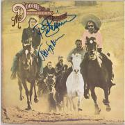 Patrick Simmons Tom Johnston The Doobie Brothers Stampede Album - JSA