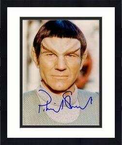 Patrick Stewart autographed 8x10 photo (Star Trek The Next Generation Romulan Picard)  Image #1