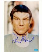Patrick Stewart autographed 8x10 photo (Star Trek The Next Generation Romulan Picard)  Image #1