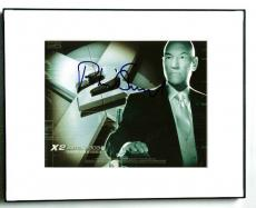 PATRICK STEWART Autographed X-MEN X2 Signed Photo    AFTAL