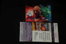 Patrick Stewart (jean-luc Picard) 1994 Skybox Star Trek Signed Auto Card #99 Jsa