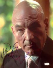 PATRICK STEWART (X-Men) Authentic Signed 11X14 Photo Autographed JSA #N15765
