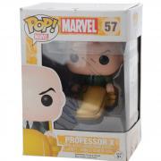Patrick Stewart X-Men Autographed #57 Professor X Funko Pop! - JSA