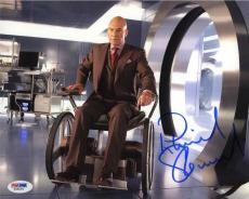 Patrick Stewart X-Men Autographed Signed 8x10 Photo Certified PSA/DNA AFTAL COA
