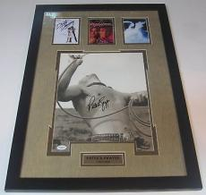 Patrick Swayze Ghost Dirty Dancing Signed Authentic 11x14 Photo Autographed Jsa