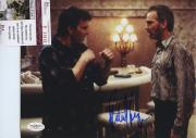 Patrick Swayze Signed Autographed Color Photo Jsa Spence Coa
