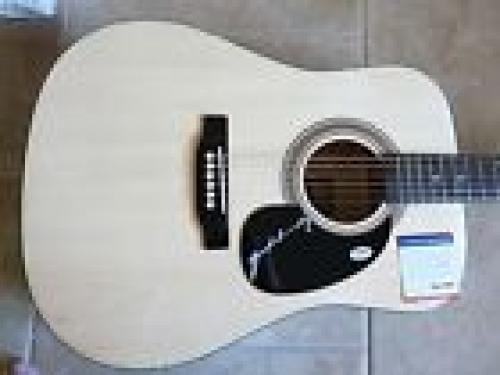 Patti Smith Signed Autographed Acoustic Guitar PSA Certified
