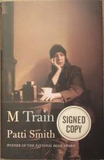 Patti Smith Signed Book - PSA DNA