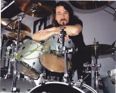 Paul Bostaph Signed 8x10 Photo w/COA Slayer Heavy Metal #1