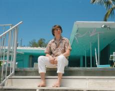 PAUL DANO signed (LOVE & MERCY) Movie 8X10 photo Brian Wilson Beach Boys W/COA B