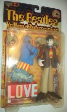 Paul Mccartney Mcfarlane Figure Beatles Yellow Submarine Love Base With Glove