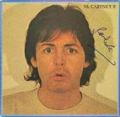 Paul McCartney Signed Album Cover W/ Vinyl Auto Graded Mint 10! PSA ITP #3A43087