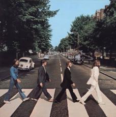 Paul Mccartney The Beatles Abbey Road Signed Album W/ Vinyl Psa/dna Loa U03776