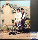 PAUL NEWMAN! Katharine Ross Signed BUTCH CASSIDY SUNDANCE KID 11x14 Photo BAS