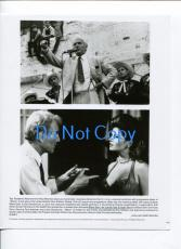 Paul Newman Lolita Davidovich Blaze Original Glossy Movie Press Photo