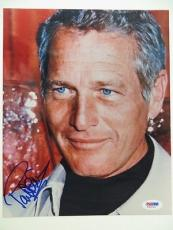 Paul Newman Signed Authentic Autographed 8x10 Photo (PSA/DNA) #F90618