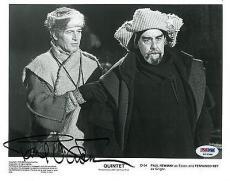 Paul Newman Signed Quintet Authentic Autographed 8x10 Photo (PSA/DNA) #K03388