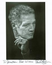 "Paul Newman ""To Jonathan Best Wishes"" Signed 8X10 Photo BAS #A00313"