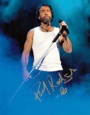 Paul Rodgers Signed 8x10 Photo w/COA Bad Company Rock N Roll Legend