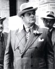 Paul Sorvino Autographed Signed Gangster Photo AFTAL