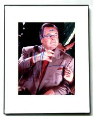 Paul Sorvino Autographed Signed Photo    AFTAL
